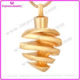 Keepsakes for Ashes Gold Plating Pineapple Pendants Ijd9674