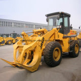 3 Tons Pay Loader Wood Fork Loader