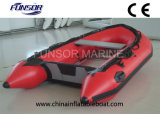 Inflatable Boat with Aluminum Floor (FWS-A230)