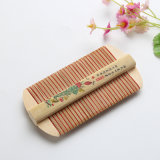 Natural Bamboo Waterproof Comb Tooth for J6153