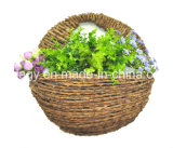 Rusic Wall Hanging Basket for Indoor Decoration