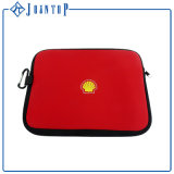 Fashionable Laptop Neoprene Bag with Custom Logo in Middle
