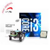 Intel Core I3 6100 CPU LGA 1150 Quad-Core Processor