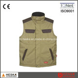 Mens Resisting New Oxford Work Vest