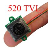 0.008lux 520tvl Tiny Smallest Hidden Inspection CCTV Camera
