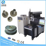 400W Four Axis Automatic YAG Spot Precise CNC Laser Welding Machine