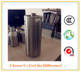 Europe 3.6L/4L Stainless Steel Beer Keg with Stackable Feature