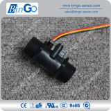 Nylon and Glass Fiber Crystal Hall Water Flow Sensor for Clean Water