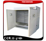 Commercial Poultry Equiped Automatic Egg Incubator for Sale in Tanzania