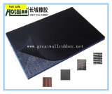 SBR Rubber Sheet Insect Nylon Fabric