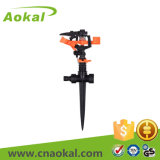 "1/2""Plastic Impulse Flower Sprinkler with Spike High Performance"
