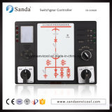Digital LCD display Switchgear Controller for High Voltage Cabinet