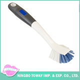 House Oil Cleaner Tool Plastic Dish Small Bottle Cleaning Brush