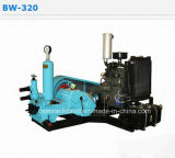 Bw-320 Multi-Purpose Triplex Slurry Pump