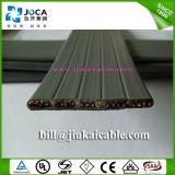 Bare Copper PVC Insulation Construction Elevator Cable 24*0.75mm