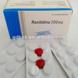 High Quality Ranitidine HCl Tablet 300mg