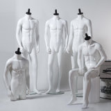 Hot Sale Glossy Male Mannequin for Boutique Display
