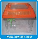 Transparent Plastic Pet Carrier (SFT-180B)