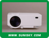 2016 Smart WiFi Bluetooth LCD Projectors for Home Theatre (SMP8200A)