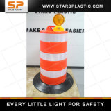 Road Safety Warning Barrel / Plastic Anti Bump Barrel / Traffic Crash Barrel/Water Crash Barrel