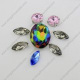 Oval Sweet Crystal Element for Wholesale in High Quality