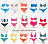 2016 OEM Sexy Hot Popular Colorful Costom Fullsize Bikini Swimwear
