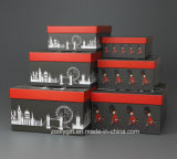 Custom Printed Nesting Paper Gift Box