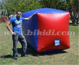 Inflatable Paintball Bunker Game, Wide Medium Brick Paintball Bunker K8102