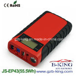 New Arrival High Quality 15000mAh Portable Car Jump Starter
