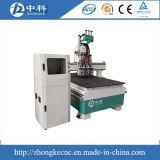 Pneumatic 3 Heads Wood CNC Router Machine