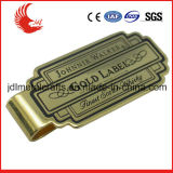 Free Design Stainless Steel Engraving Logo Wholesale Money Clip