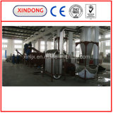 Washing and Dewatering and Drying Cleaning Recycling Machine Line