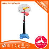 Plastic Ball Frame Children Basketball Shelf Playground Toy