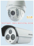Supervisory Control intelligent spherical camera in Poultry Farming House