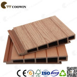 Wide Recycle WPC Material Exterior Wall Cladding (TF-04D)