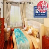 Decorative PVC 3D Soundproof Self Adhesive Brick for Dinner Room