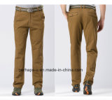 Gentle Mens Jeep Cotton Khaki Cotton Chinos