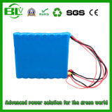 16s1p 60V 2200mAh Us18650V3&Icr18650-22p Lithium Ion Battery for Unicycle