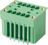 Pluggable/Plug-in Terminal Block for Solar Energy Equipment (WJ15EDGVHM-3.81)