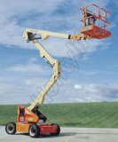 Self-Propelled Trailer Mounted Boom Lifting Platform