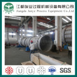 Chemicals Polymer Solution Heater Heat Exchanger