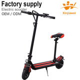 Accelerator Foldable Balancing Electric Scooter with Detachable Seat