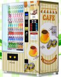 Touch Screen Commerical Instant Coffee & Beverage Automatic Vending Machine