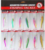 12PCS Assorted Hard Plastic Fishing Lure Wobbler 9cm 9gr