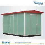 Integrated/Power /Supply Transformer Substation, Combined Substation, Compact Outdoor Substation