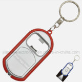 Bottle Opener LED Flashing Keyholder with Logo Print (4061)
