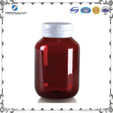 Wholesale Dark Red 300ml Pharmaceutical Pet Plastic Bottles