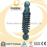 Hongyan Iveco Truck Spare Parts Front Rear Spring Shock Absorber