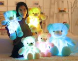 Creative Light-up LED Stuffed Colorful Glowing Teddy Bear