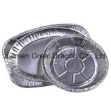 Foil Trays BBQ Aluminum Roasting Disposable Takeaway Container (AC15031)